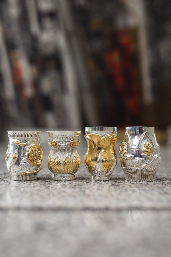 Колекция чаши от Магията на българската роза